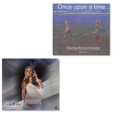 CD Bundle Once Upon A Time / Star Rain