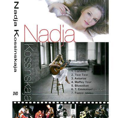 Nadja Kossinskaja DVD